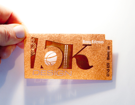 Copper Cards